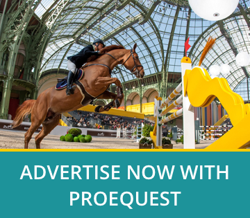 Advertise with ProEquest