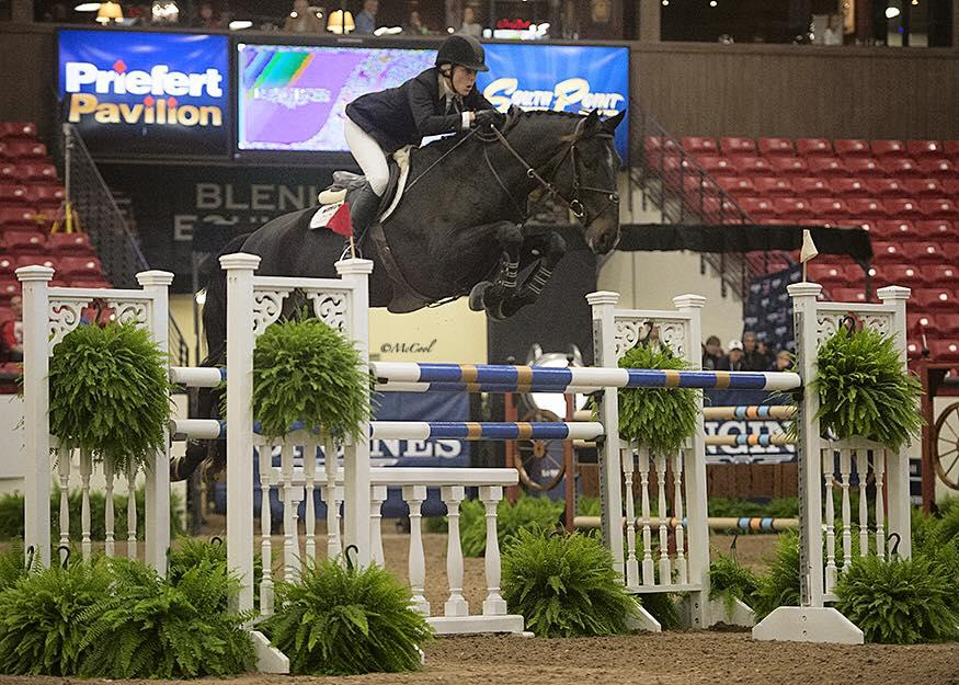 Joie Gatlin-Morley Abey Show Jumping, Inc