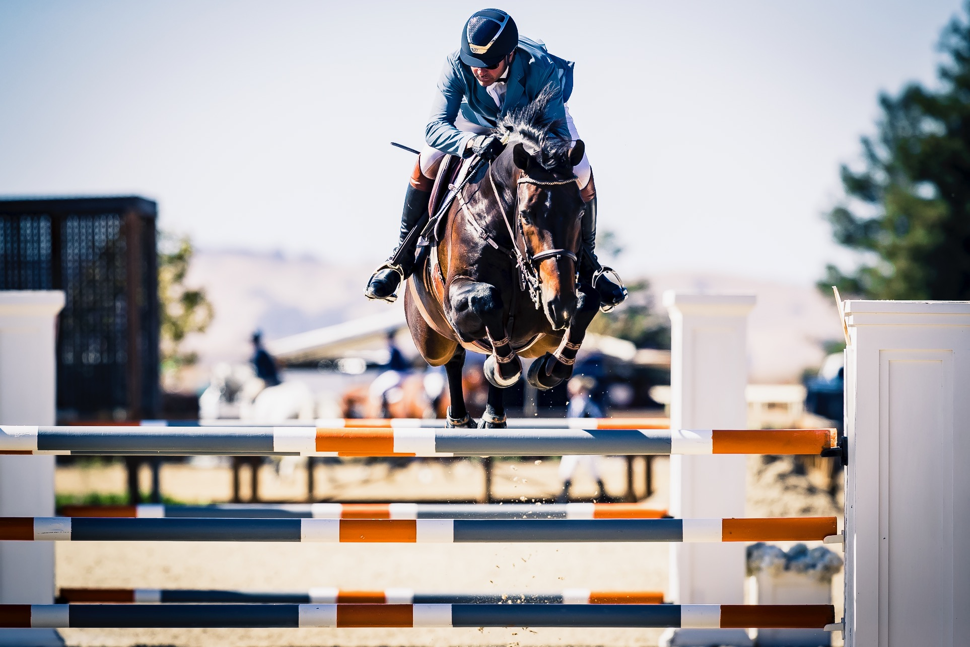 Mariano is on Edesa's Wendeschon Z. 15k welcome prix at Sonoma.