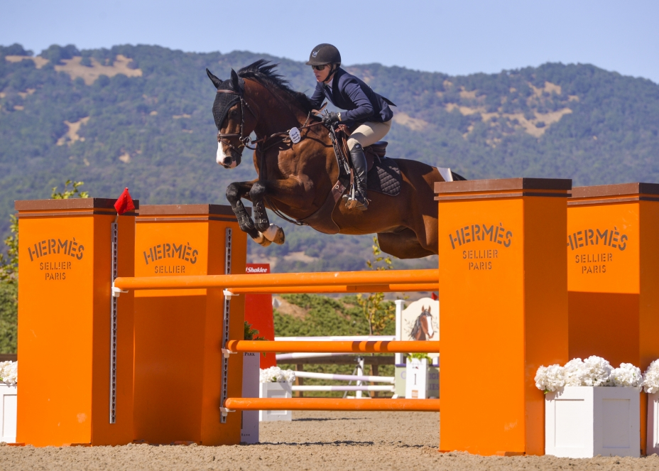ICSS Sunplay in 1.40 Jumpers at Sonoma Horse Park pc: GrandPix